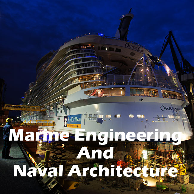 Naval Architectural Engineering : Front page vtx